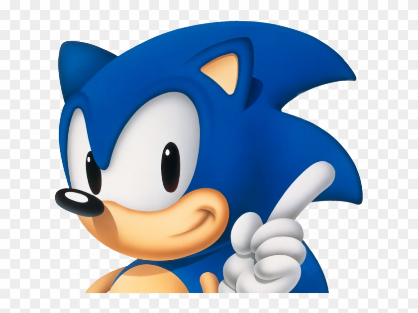 Sonic The Classic Sonic The Hedgehog Free Transparent Png Clipart Images Download