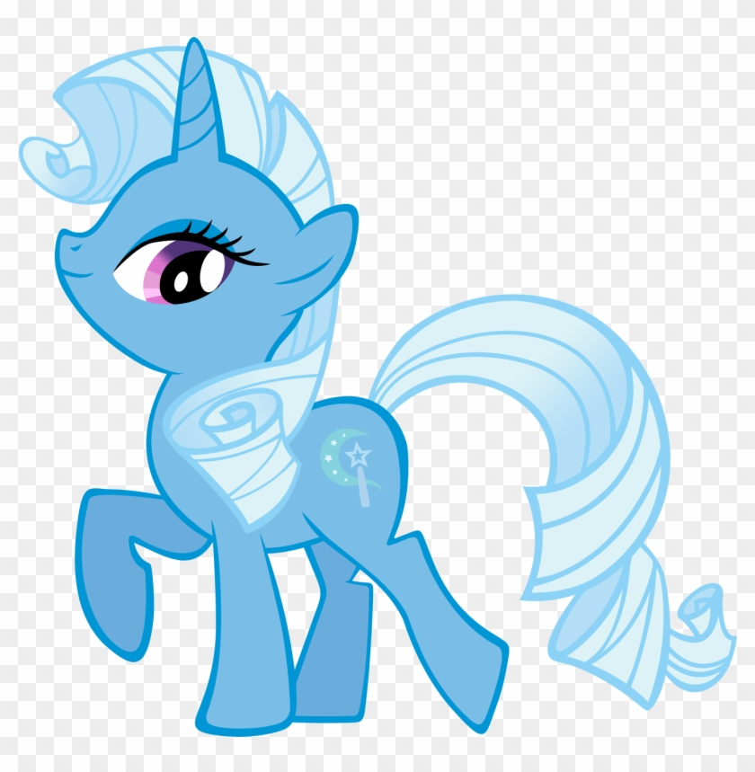 My Little Pony Trixie Vector My Little Pony Trixie Lulamoon Free
