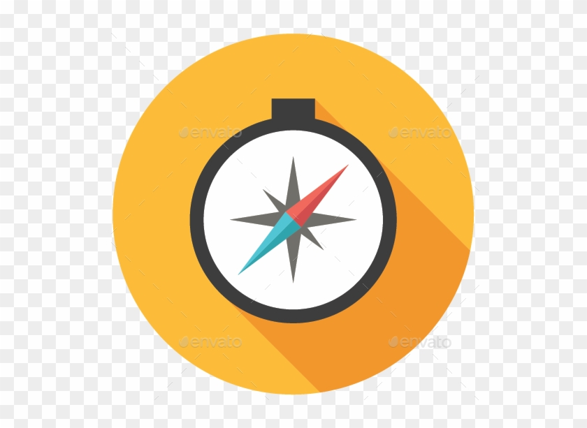 Image Set/png/128x128 Px/compass Icon - 128 X 128 Px #1029746