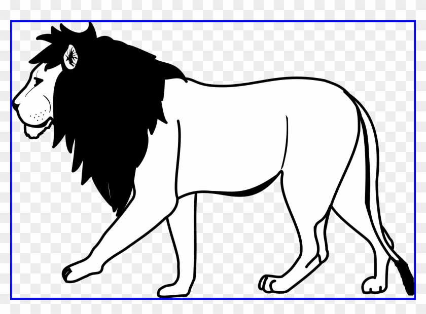Seals Sea Lions Clip Art World Cliparts Png - Lion Black & White #1030175