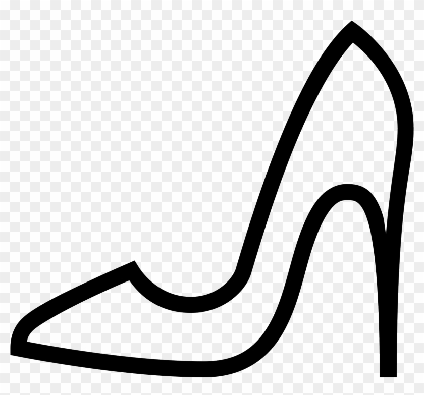 Pin High Heel Shoe Clipart Images Heeled Shoe Icon Free