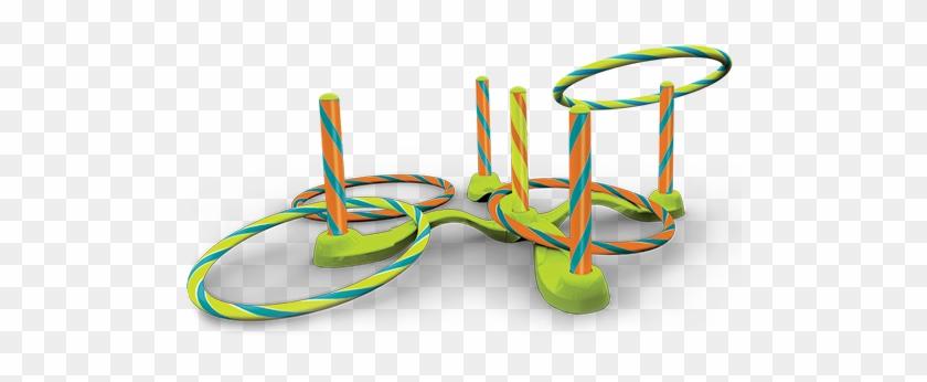 Hula Hoop® Ring Toss Hula Hoop Ring Toss - Wham-o Hula Hoop Ring Toss #1030547