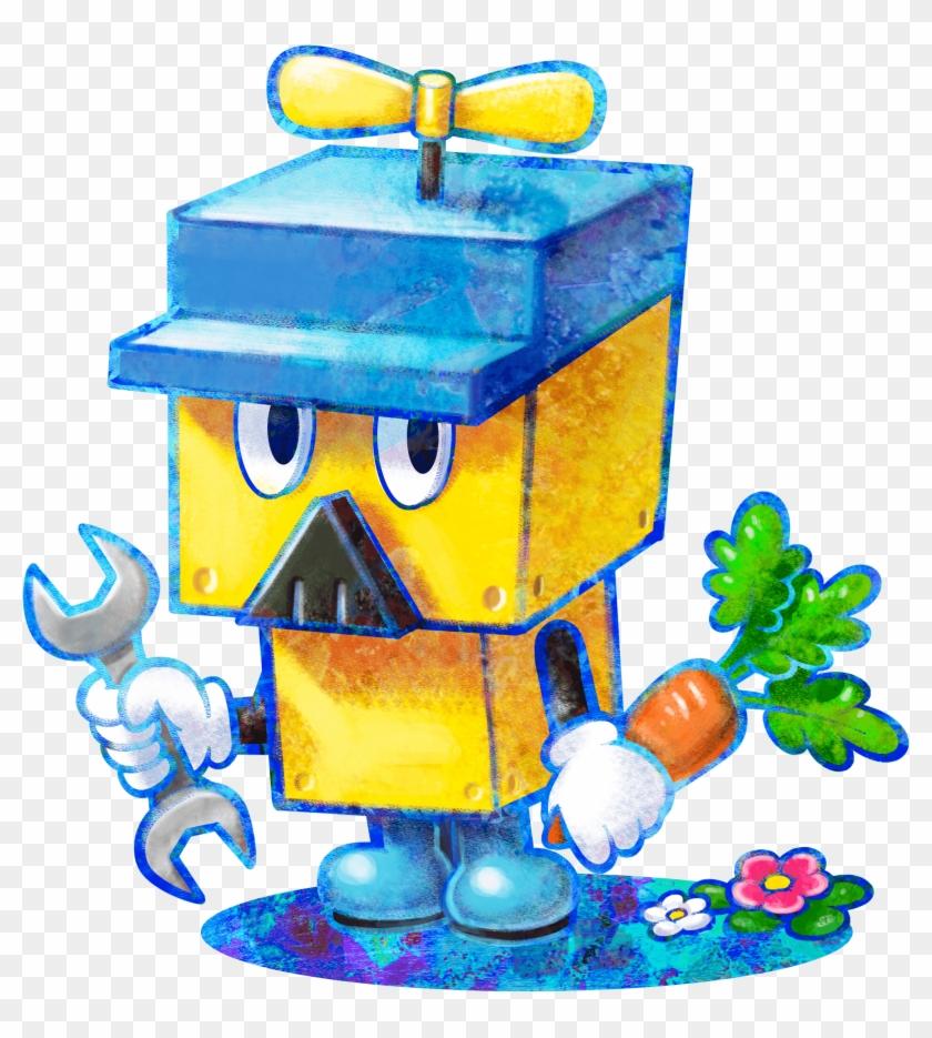 Bronque In Mario Luigi Mario And Luigi Dream Team All
