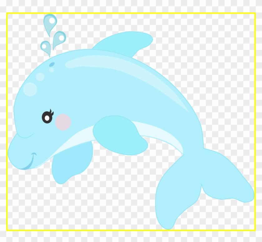 Fish Png Fish Clipart Png Shocking Fundo Do Mar Dolphin - Kit Fundo Do Mar Vetor Png #1030662