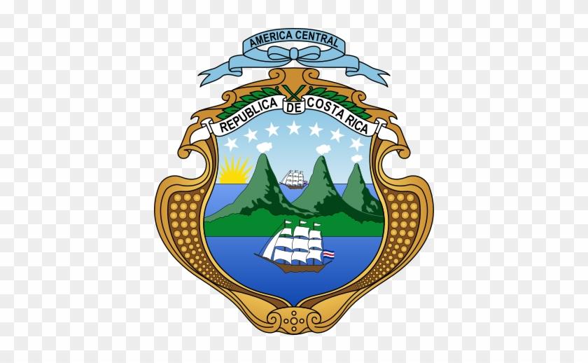 Legislative Assembly Asamblea Legislativa De La Republica - Costa Rica Coat Of Arms #1031634