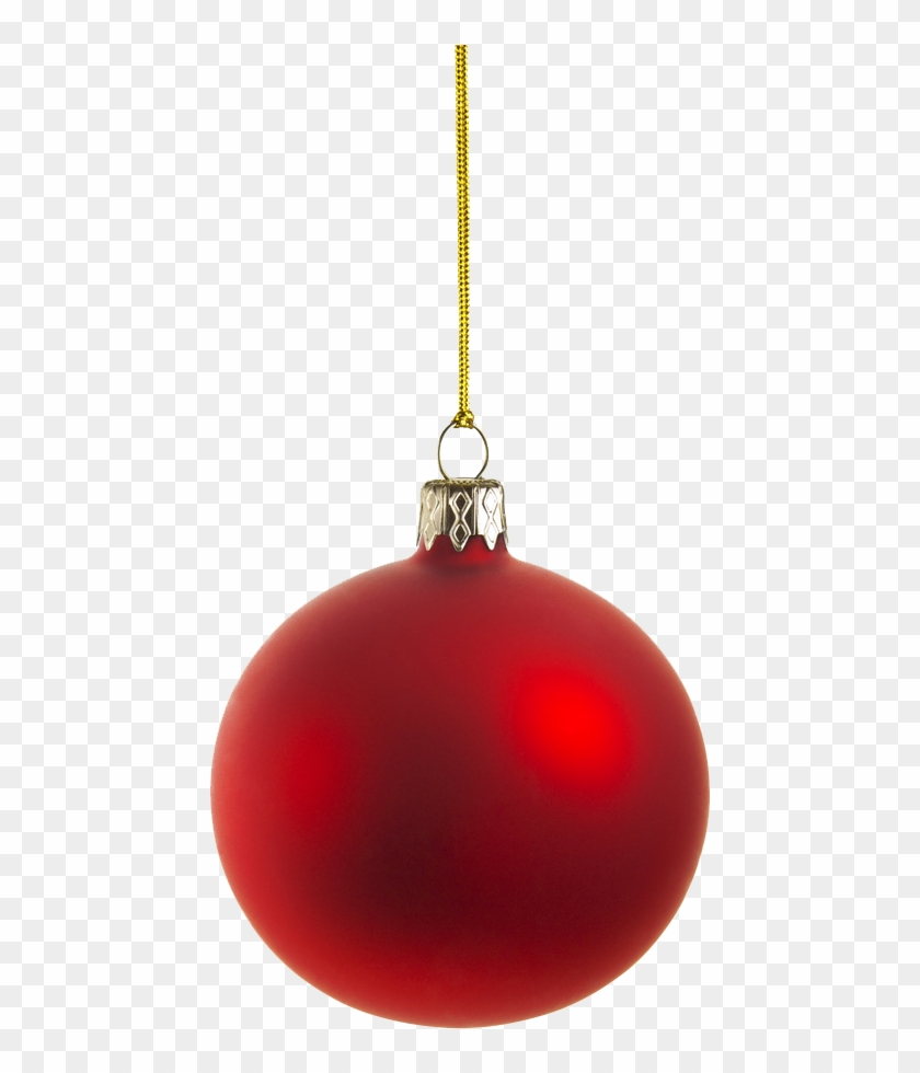 red christmas balls png red christmas ornament - Christmas Ornaments Clipart