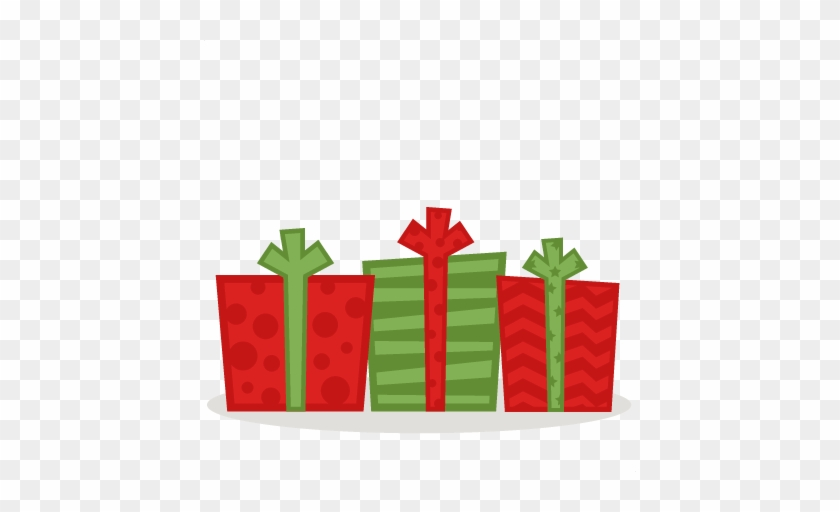 Cute Christmas Presents Png #1032453
