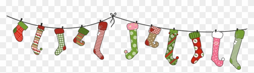 Christmas Stockings Png.Divider2 Christmassmaller Crazy Christmas Sock Clipart