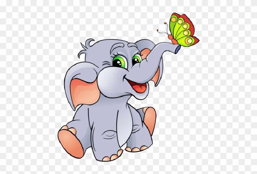картинка для шкафчика слоненок шашлыком