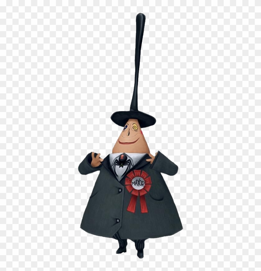 *the Mayor ~ Halloween Town - Mayor From The Nightmare Before Christmas #1033046
