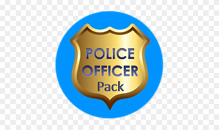Police Officer Pack - Police Officer Badge Novelty Gift Shirt #1034862