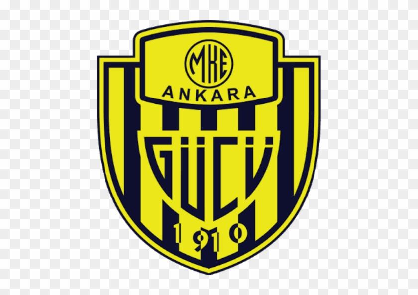 Mke Ankarag C Dream League Fts 2018 2017 Forma Kits - Dream League Soccer 2018 Ankaragücü Logo #1035104