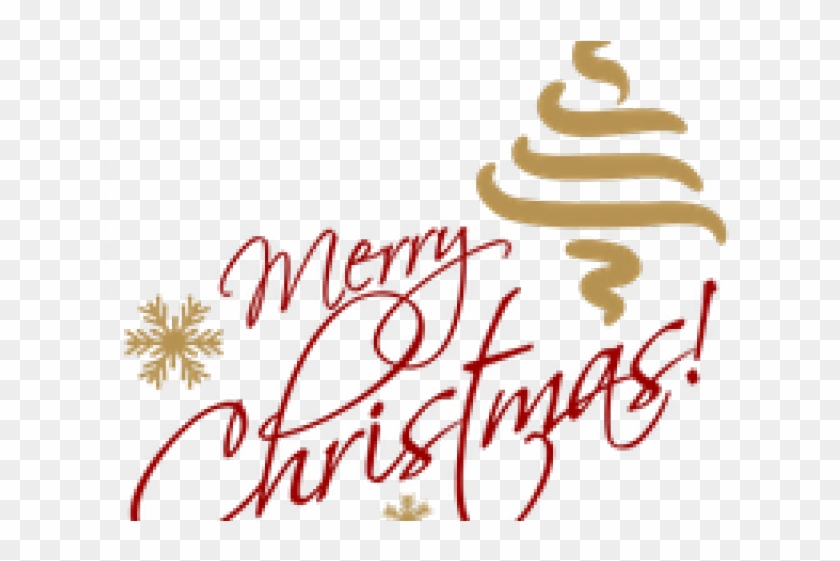 merry christmas text clipart file typography merry christmas print