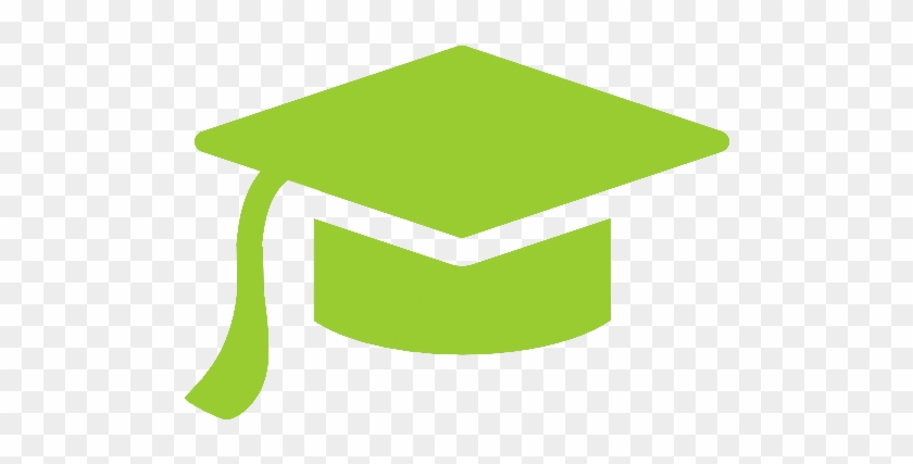 Register Your Student Account To Connect With Your - Graduation Cap Icon Png #1035531