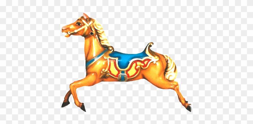 Junior Carousel Horses For Sale - Carousel Horse Png #1035862