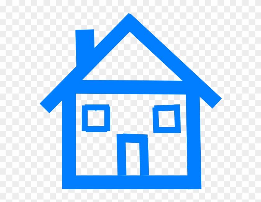 Blue Stick House #1035915