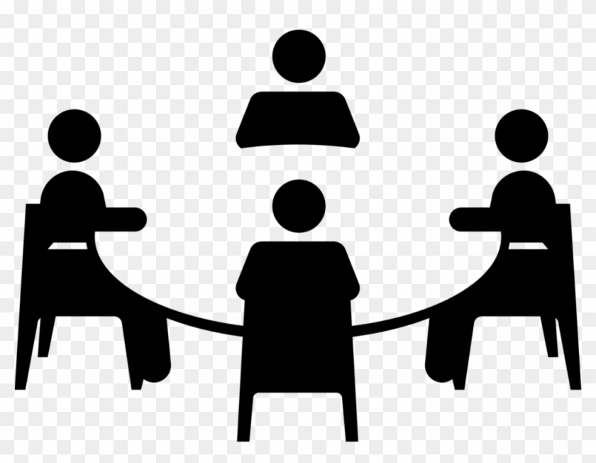 Focus Group Discussion Icon #1036847