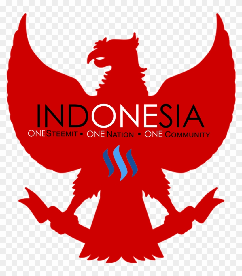The Steemit Community Of Indonesia Specifically To Garuda Indonesia Vector Free Transparent Png Clipart Images Download
