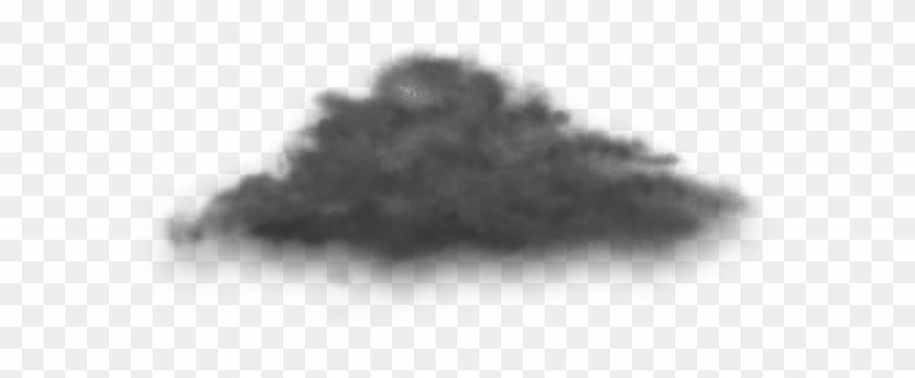 Dark Cloud Night 1 - Dark Clouds Transparent Background