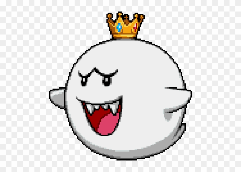 Princess Peach Mario Kart Coloring Pages Download Pixel King Boo