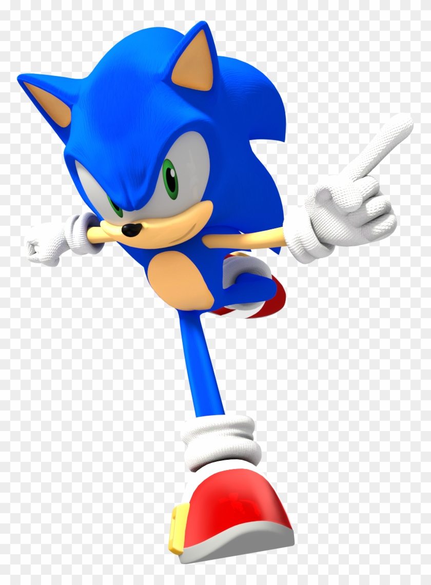 Sonic The Hedgehog V2 By Jogita6 Realistic Sonic The Hedgehog Free Transparent Png Clipart Images Download