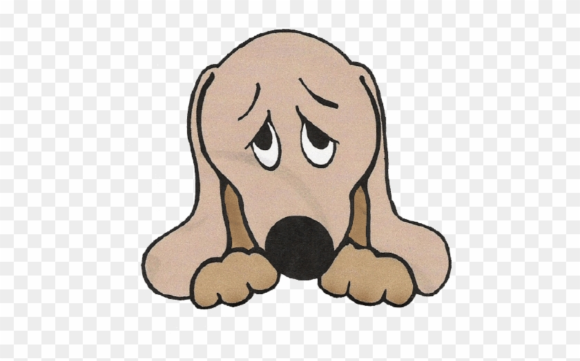 Dog Clipart Clipart Dof - Sad Dog Face - Free Transparent PNG