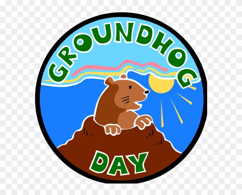 Groundhog Day - Groundhog Day Clip Art #1041210