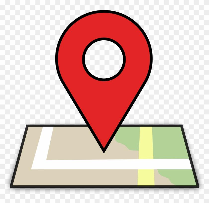 Cartoon Map Barcelona - Location Png #1041891