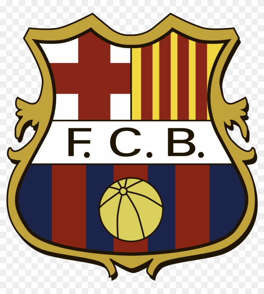 Fc Barcelona Camp Nou Dream League Soccer Logo Fc Barcelona - Fc Barcelona Logo 2018 #1041901