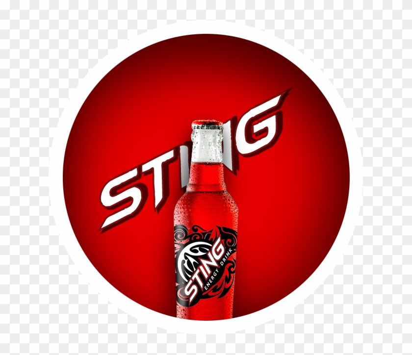 Sting Energy Drink Logo Red - Free Transparent PNG Clipart