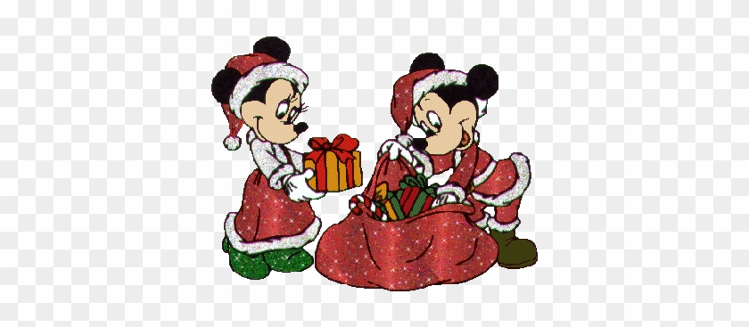 download gif merry christmas mickey mouse - Merry Christmas Mickey Mouse