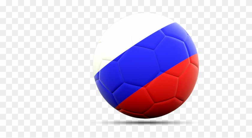 Soccer Ball Vector Png Download - Russia Soccer Ball Png #1042231
