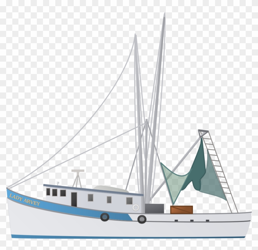 Fishing Boat Clipart Transparent Fishing Vessel Clip Art Free Transparent Png Clipart Images Download