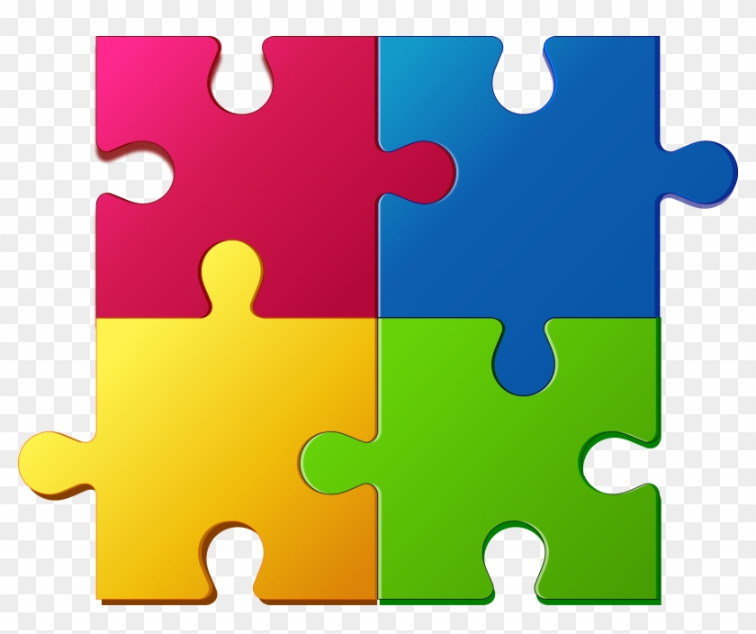 Puzzle Pieces Clip Art Powerpoint Free Clipart Jigsaw Puzzle Png