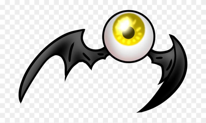 Eyeball By Vagevurig - Gravity Falls Eye Bats #1043689