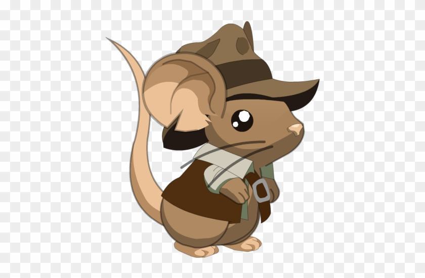 In-game - Transformice Mice - Free Transparent PNG Clipart