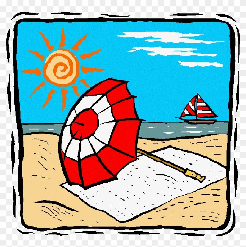 Summer Holiday Clip Art