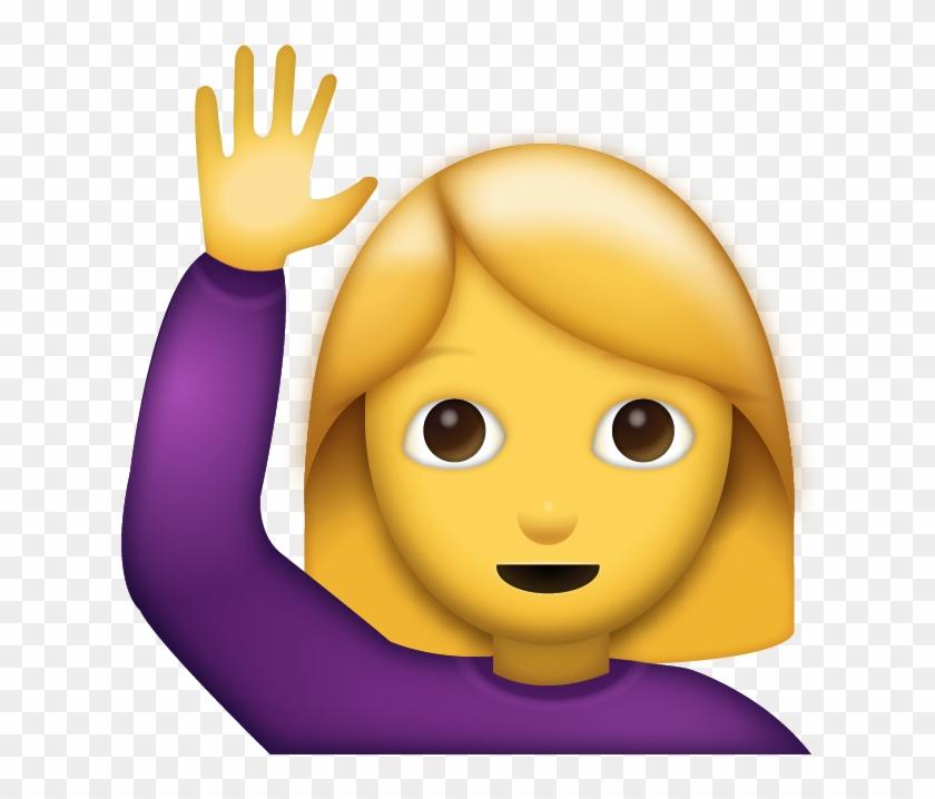 Download - Iphone Woman Emoji Png - Free Transparent PNG ...