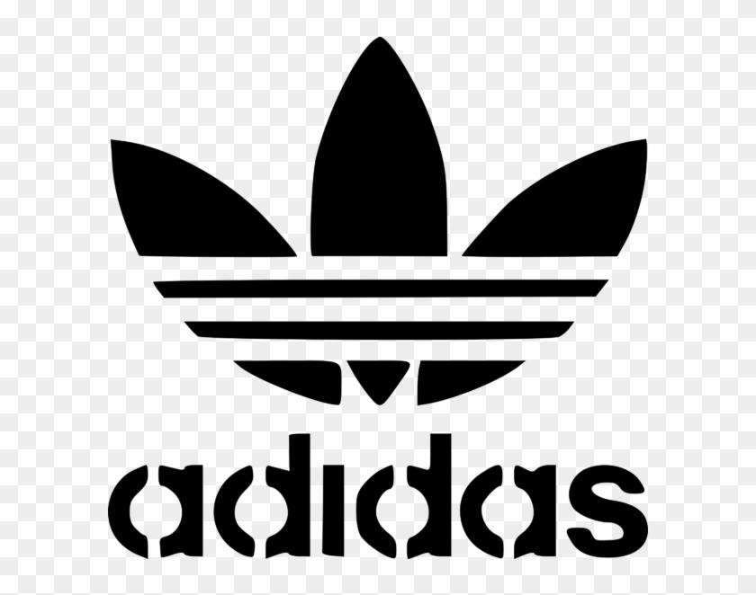 Adidas Logo Font Real Clipart And Vector Graphics U2022 - Adidas Logo Png #1045175