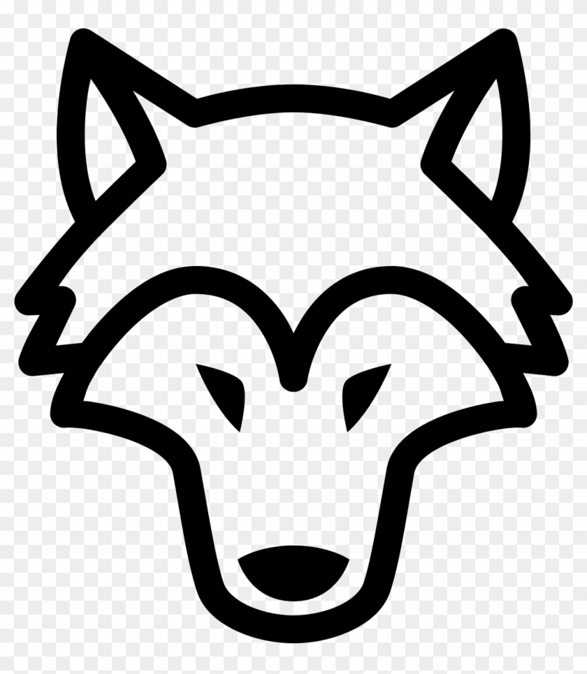 Other Wolf Icon 16x16 Images Loup Icon Free Transparent Png Clipart Images Download