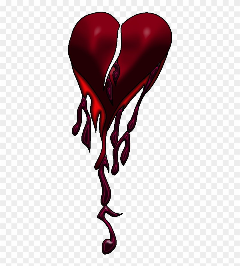 Broken Hearts Bleed Music By Chryssta