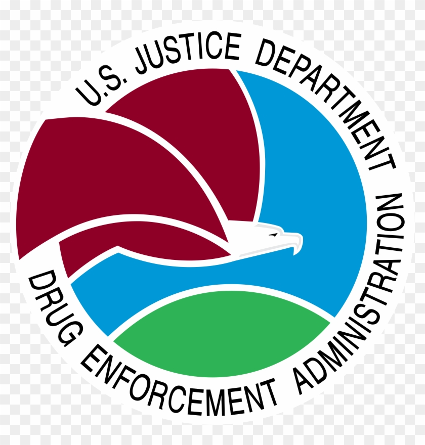 Flag Of The United States Drug Enforcement Administration - Us Department Of Justice Drug Enforcement Administration #1048081