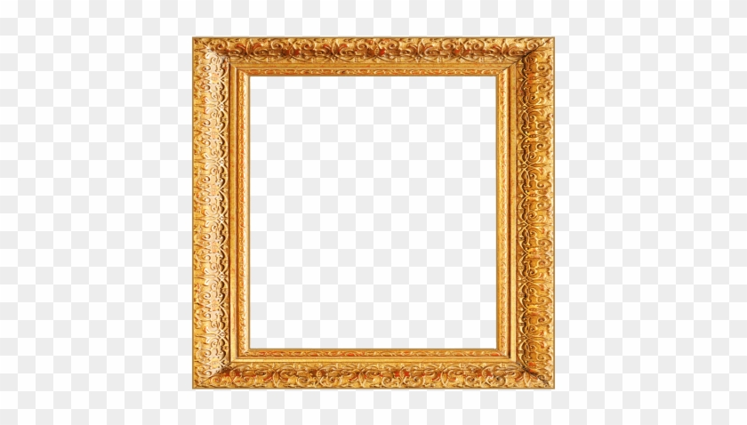 Nos Apps Templates Category Picture Frames Intended - Gold Picture Frame #1048114