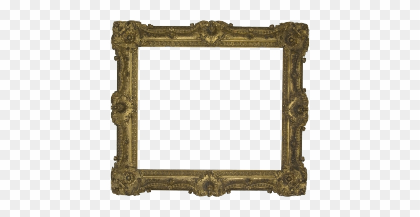 Classic Antique Table Picture Frames Png Images - Antique Painting Frame Png #1048206