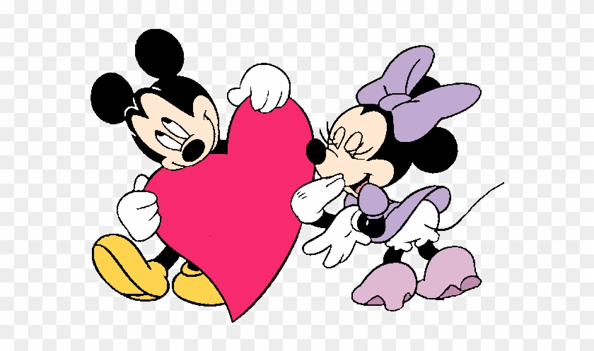 Disney Valentines Day Clipart Minnie Mouse Valentine S Day Free