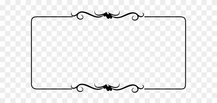Vector Frames Wedding Png - Free Transparent PNG Clipart