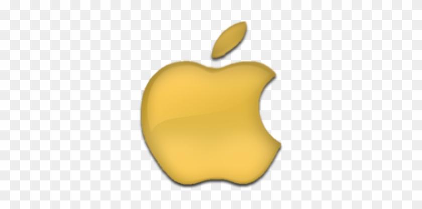 Gold Apple Icon Rocketdock Com Rh Rocketdock Com Black