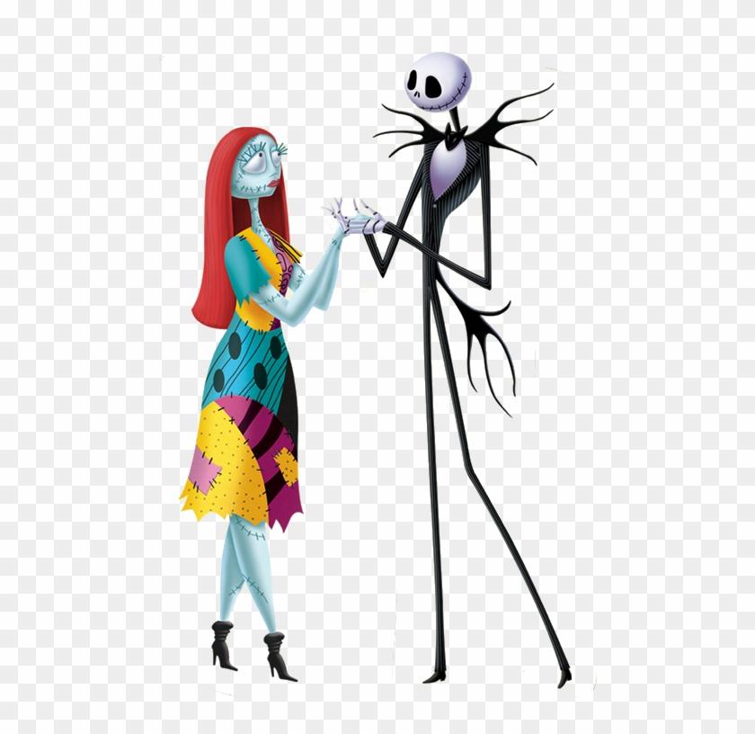 Dramatic Jack And Sally Jack Skellington And Sally Free