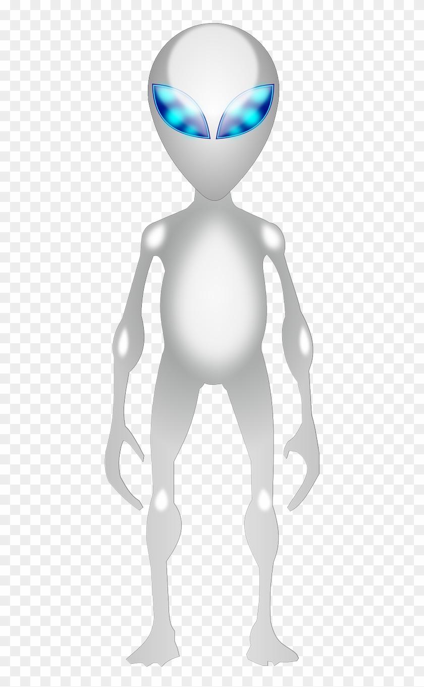 Alien Extraterrestrial Paul Png Image - Space Alien Shower Curtain #1049957