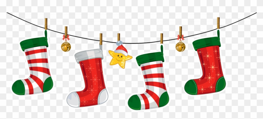 Christmas Stocking Border Clipart 3 By Jose Christmas Decorations Clipart 1051370